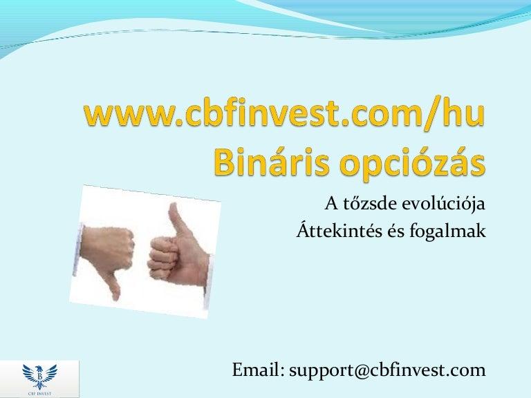 előnyök bináris opciók)
