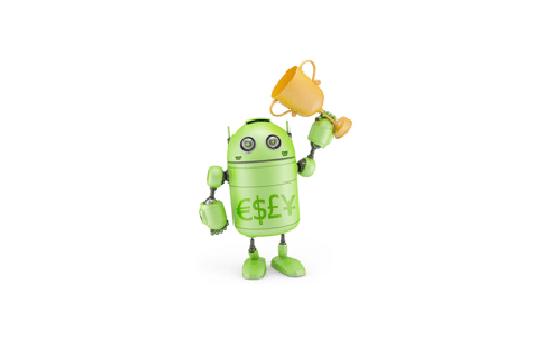 robot kereskedéshez