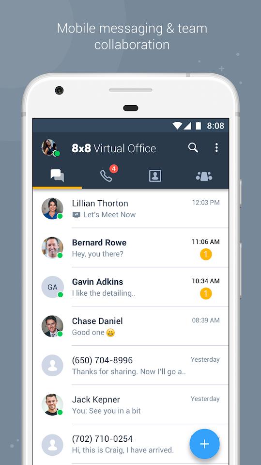 Telefonhívások indítása és fogadása - Telefon alkalmazás Súgó
