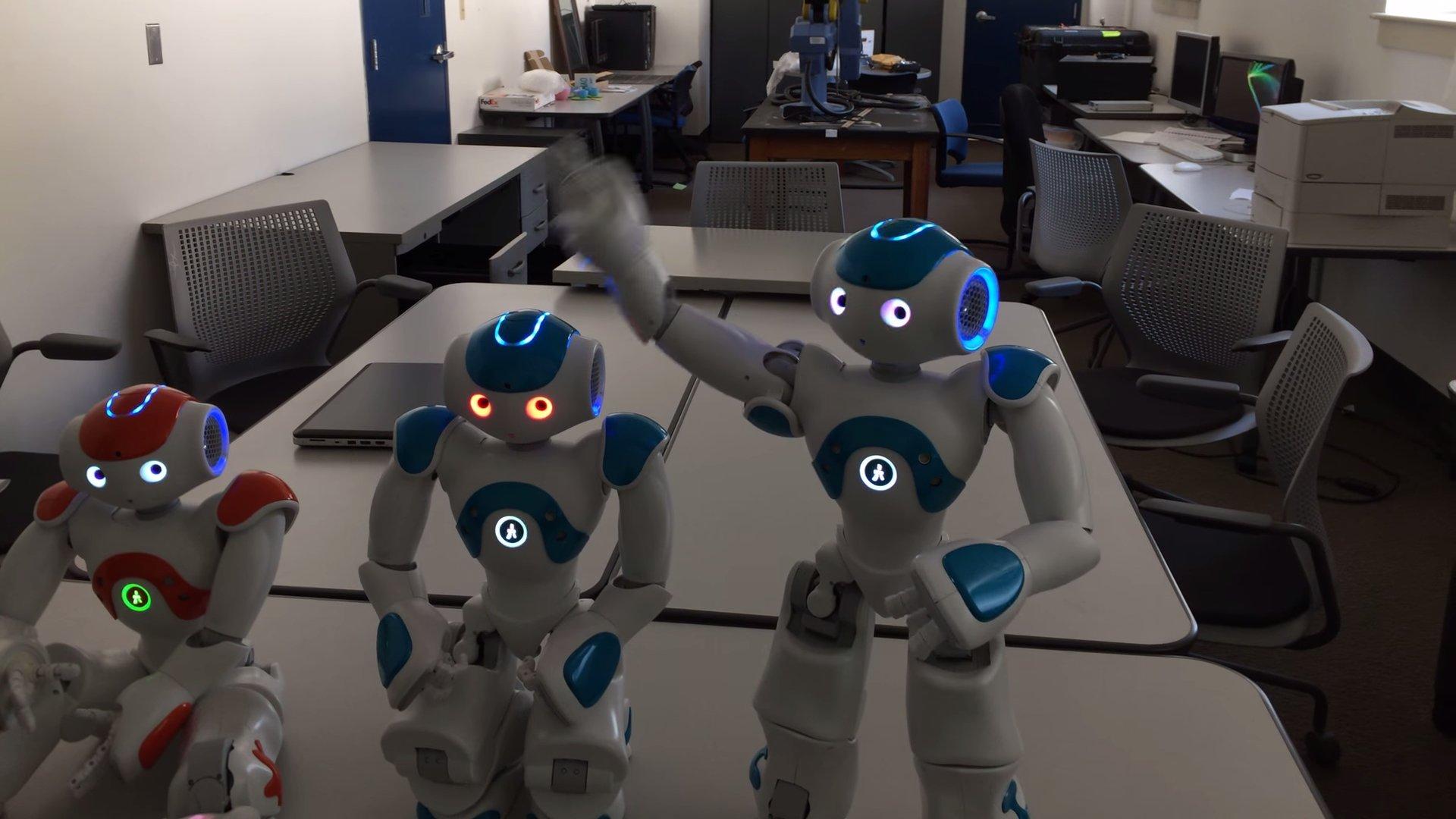áttekinti a bináris robotot)