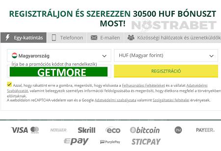 EnergyBet Sportfogadás Online - Bónusz és Regisztráció