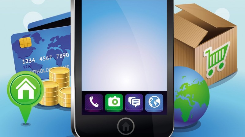 mobil kereskedelem app