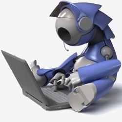 robotok nélküli kereskedés)