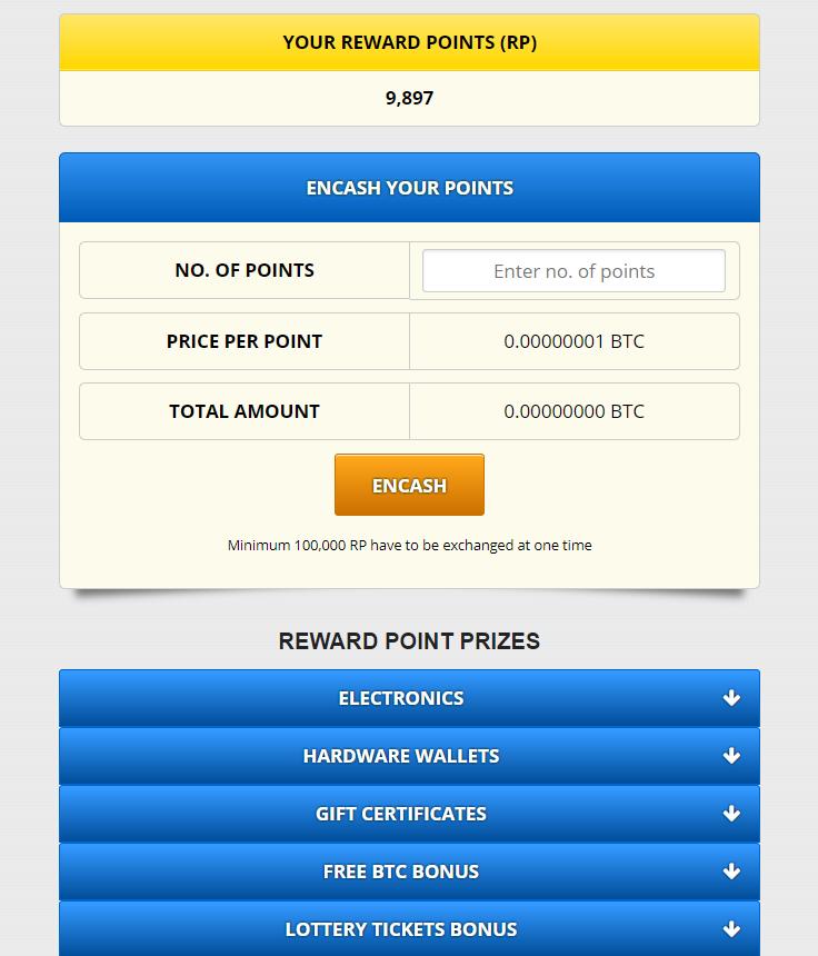 freebitcoin bevételek