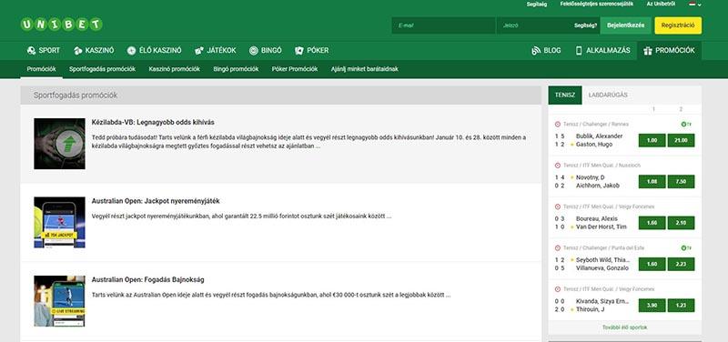 opció fogadások regisztrációja)