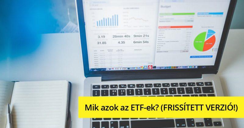 Mik azok az ETF-ek? - Lejárt lemez a befektetési alap: az ETF a nyerő? - Pénzügyi Tudakozó