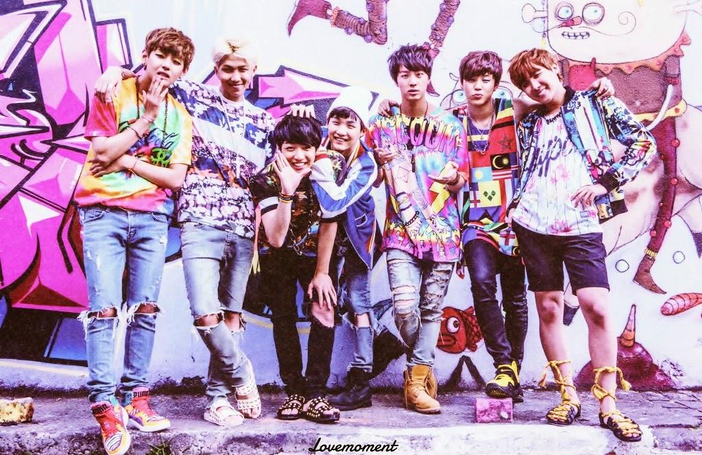 """A csapat, akik lekörözték a """"Despacitot"""" – BTS"""