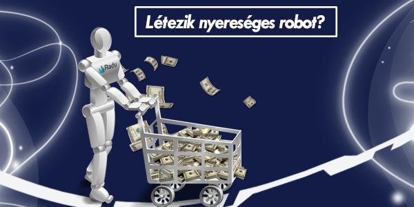 idegi alapú kereskedési robot