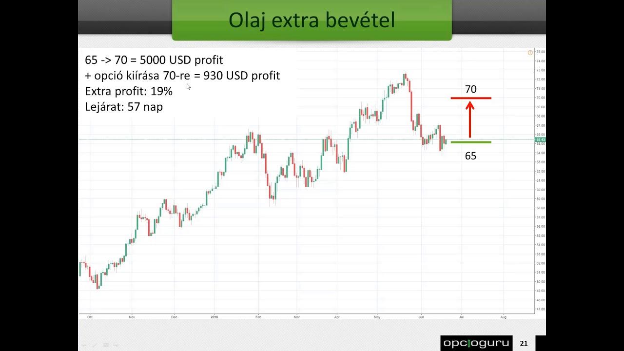 profit opció)