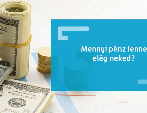 Mennyi pénz kell a pénzügyi szabadsághoz? (Ennyi pénz hozamából lehet megélni)