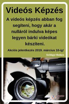 videó tanfolyam bevétel internet)