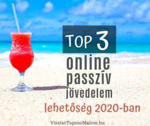 passzív jövedelemforrások az interneten)