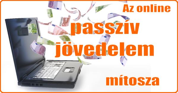 internet és passzív jövedelem)