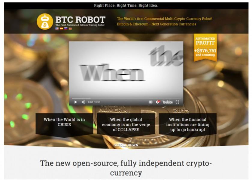 bot a bitcoin megszerzéséhez)