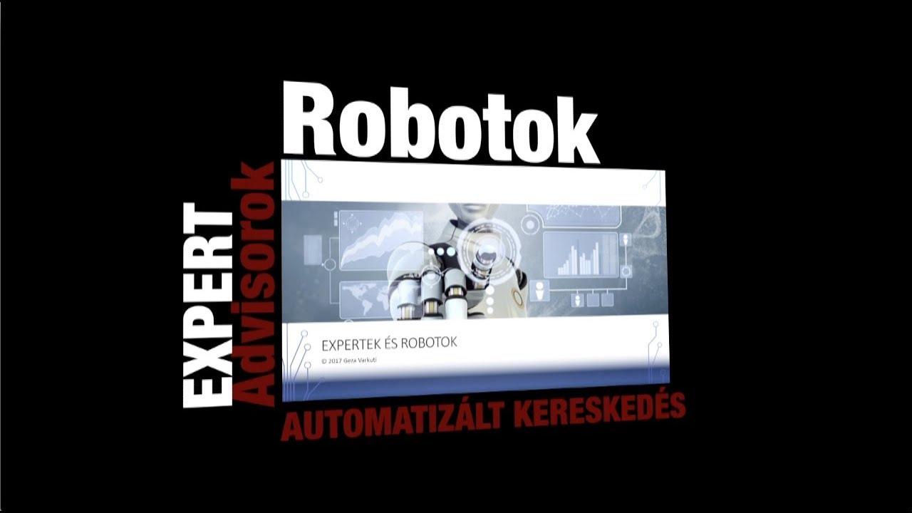 A tőzsdei robotokról | alapblog