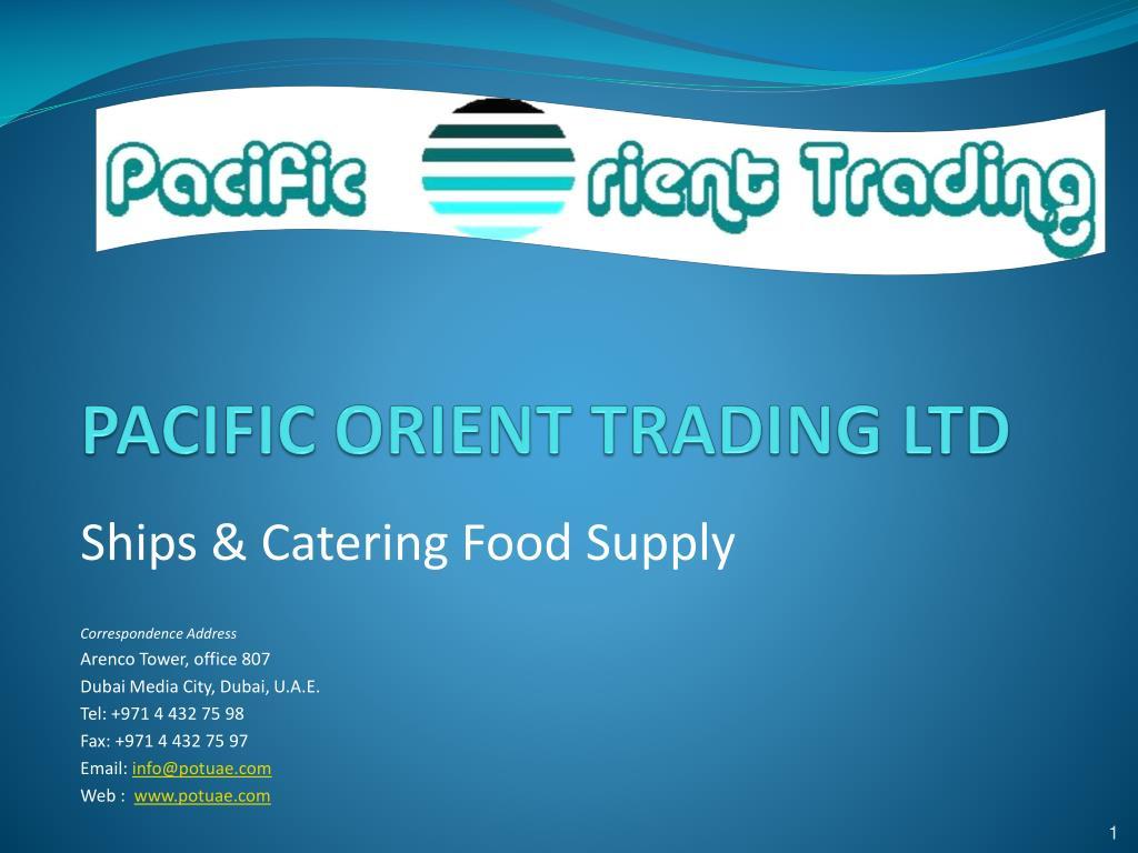 Orient Trading Ltd.)