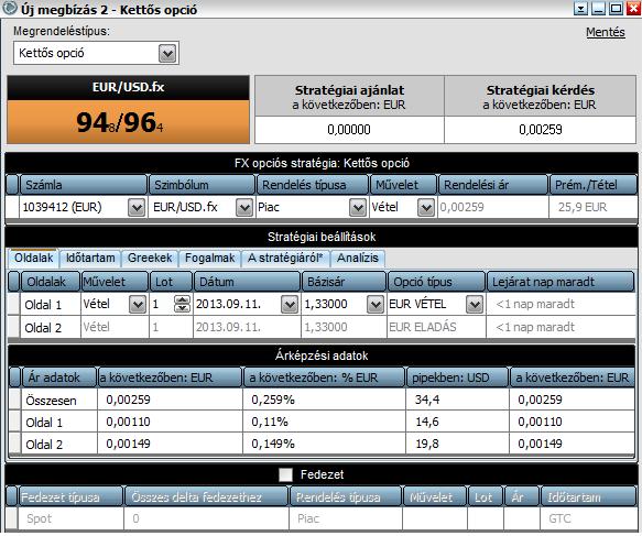 Bináris opciós kereskedési rendszert osztok meg. A bináris opciók rendszere
