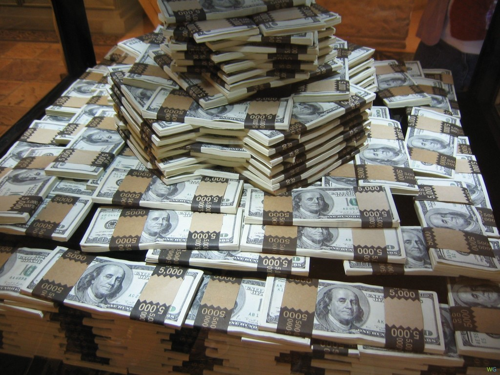 hogyan lehet gyorsan egymillió dollárt keresni