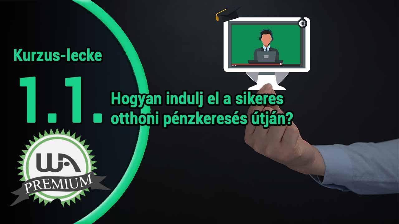 videó lecke bevételeit gyorsan)