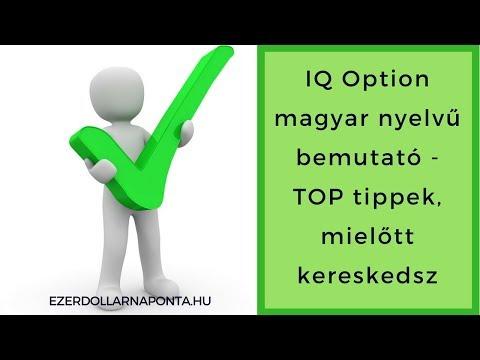 bináris opciókba)