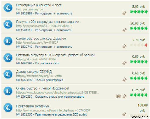 dolgozzon az interneten befektetés nélkül)