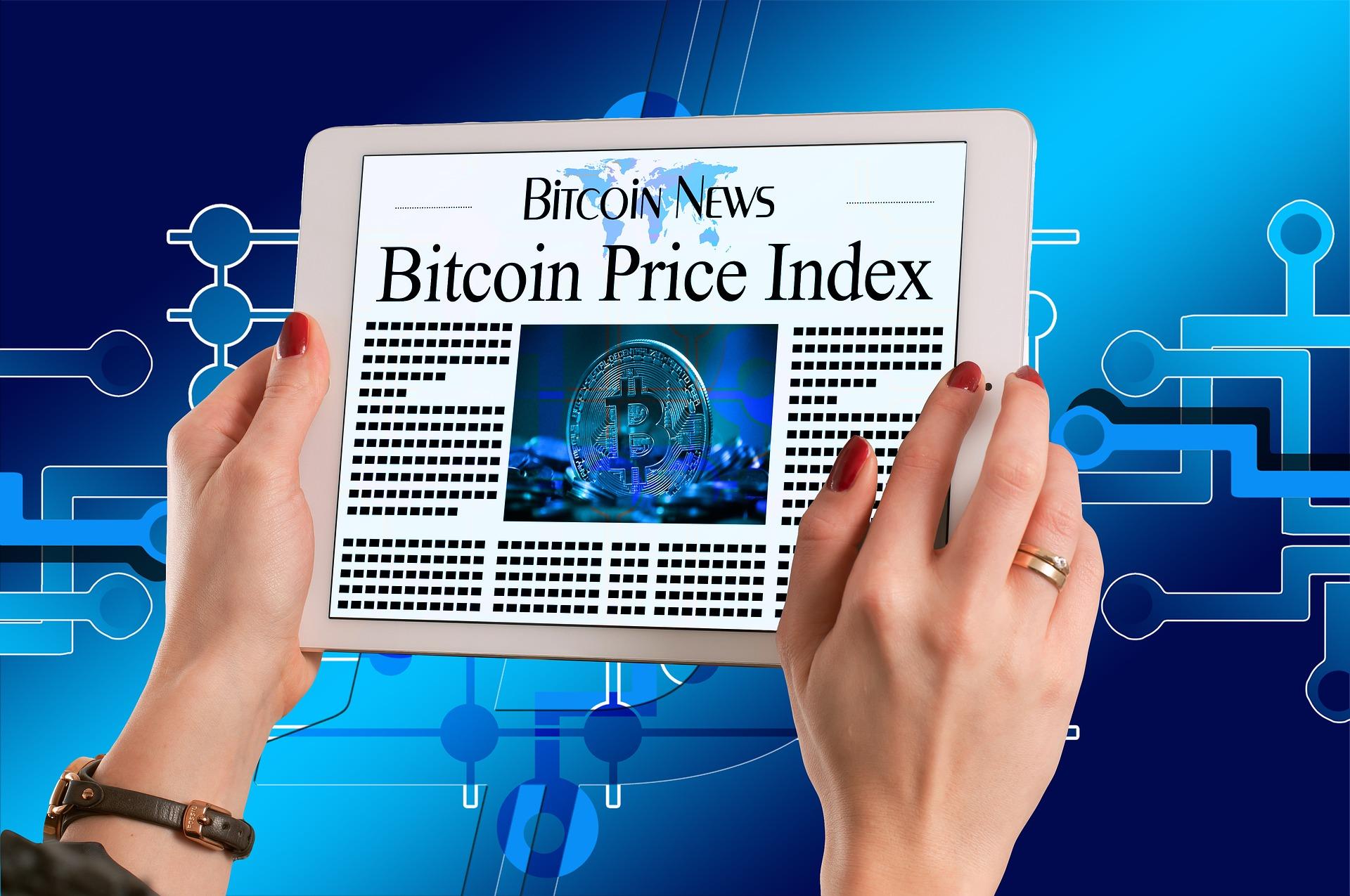 Bitcoin chart egy hónapig)