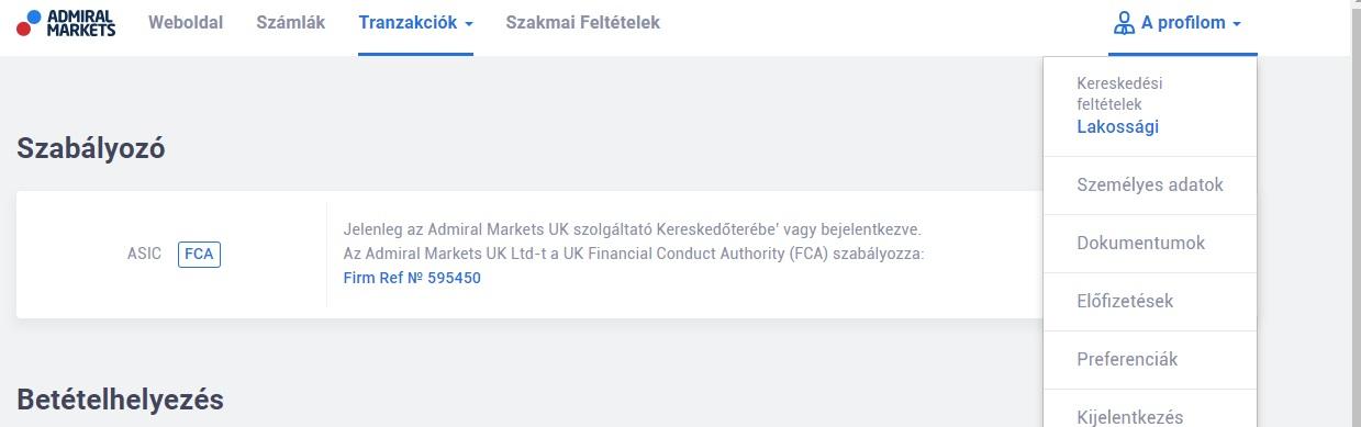 kereskedés a tőzsdén demo számlával)