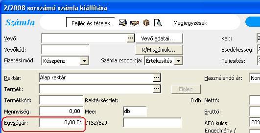 BizXpert - Számlázó