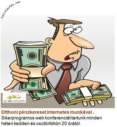 Internetes keresetet kínálok)