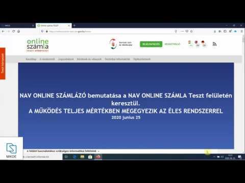 online kereseti rendszerek 2020)