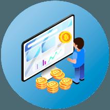 pénzt keresni a fizetős rendszeren belüli bitcoin cseréjén)