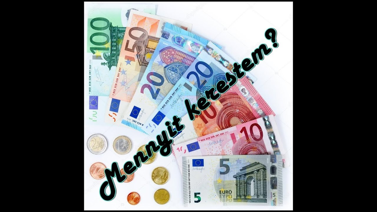 Mennyi pénzt kellene keresned?