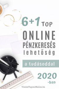 online pénzkeresés igazi módja)