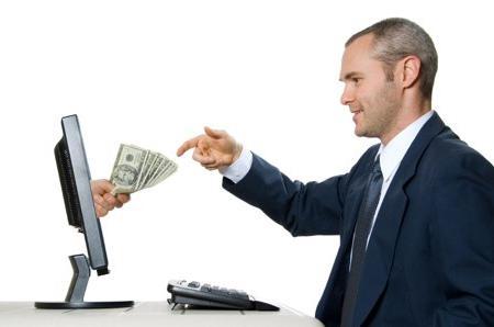 csere pénzt keresni