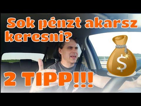 2. videó hogyan lehet pénzt keresni)