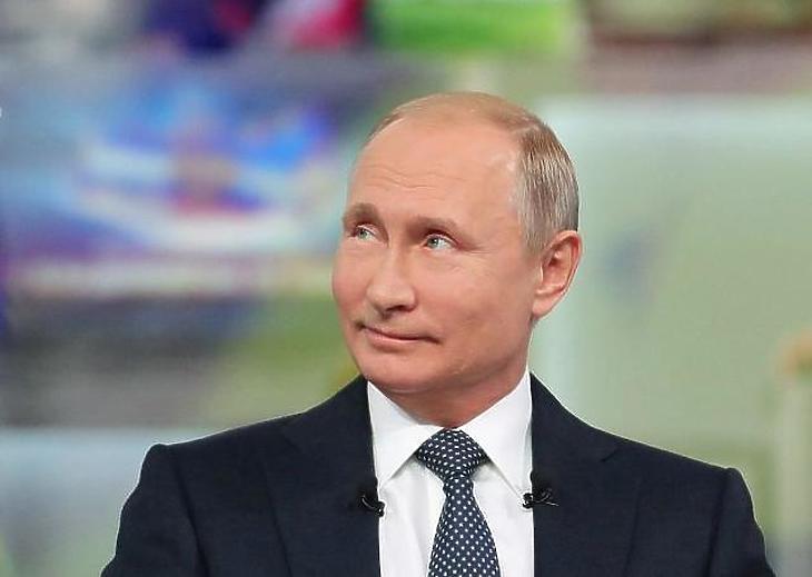 Ennyi pénzt keresett Vlagyimir Putyin tavaly