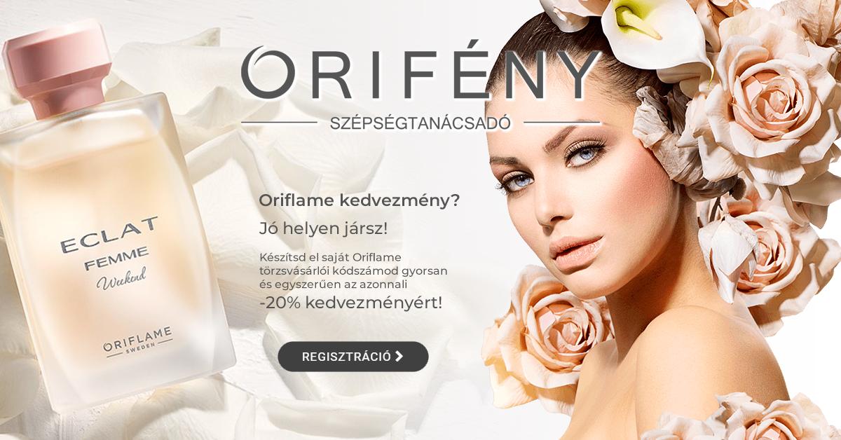 orflame online bevétel-áttekintés)