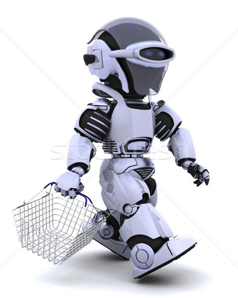 robot vásárlás vásárolni)