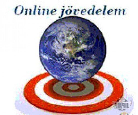 jövedelemkereset befektetése az internetre