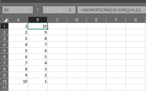 Excel opció ára