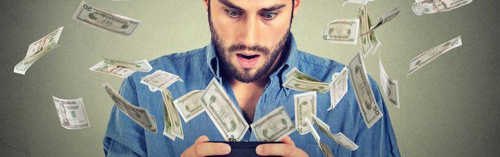 valódi pénzt kereshet
