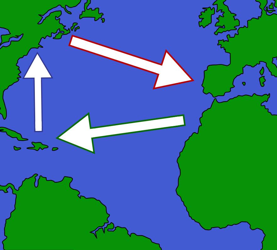 Háromszög kereskedelem - Triangular trade - reaktorpaintball.hu