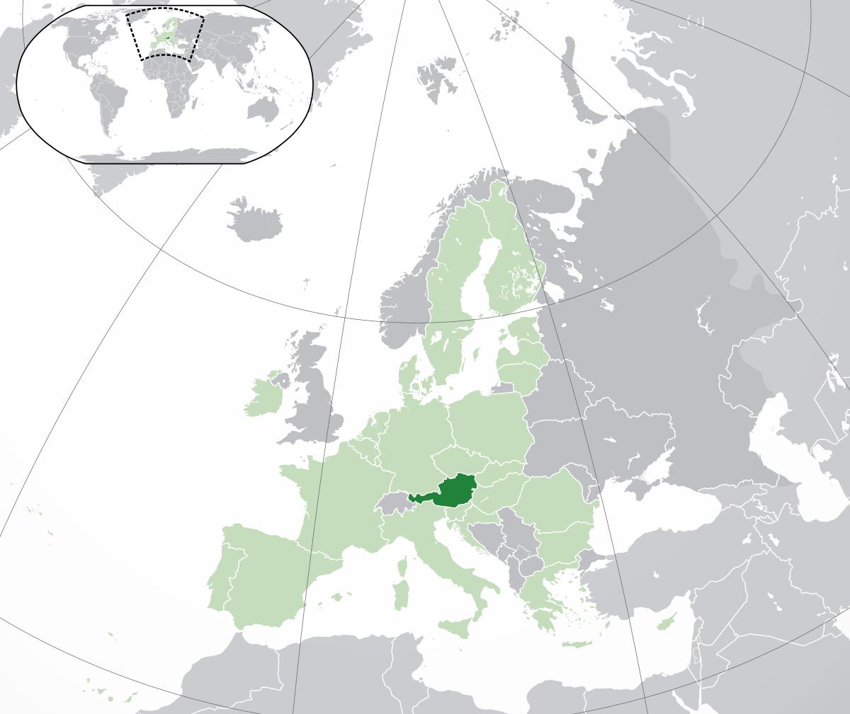 kereskedés Ausztria