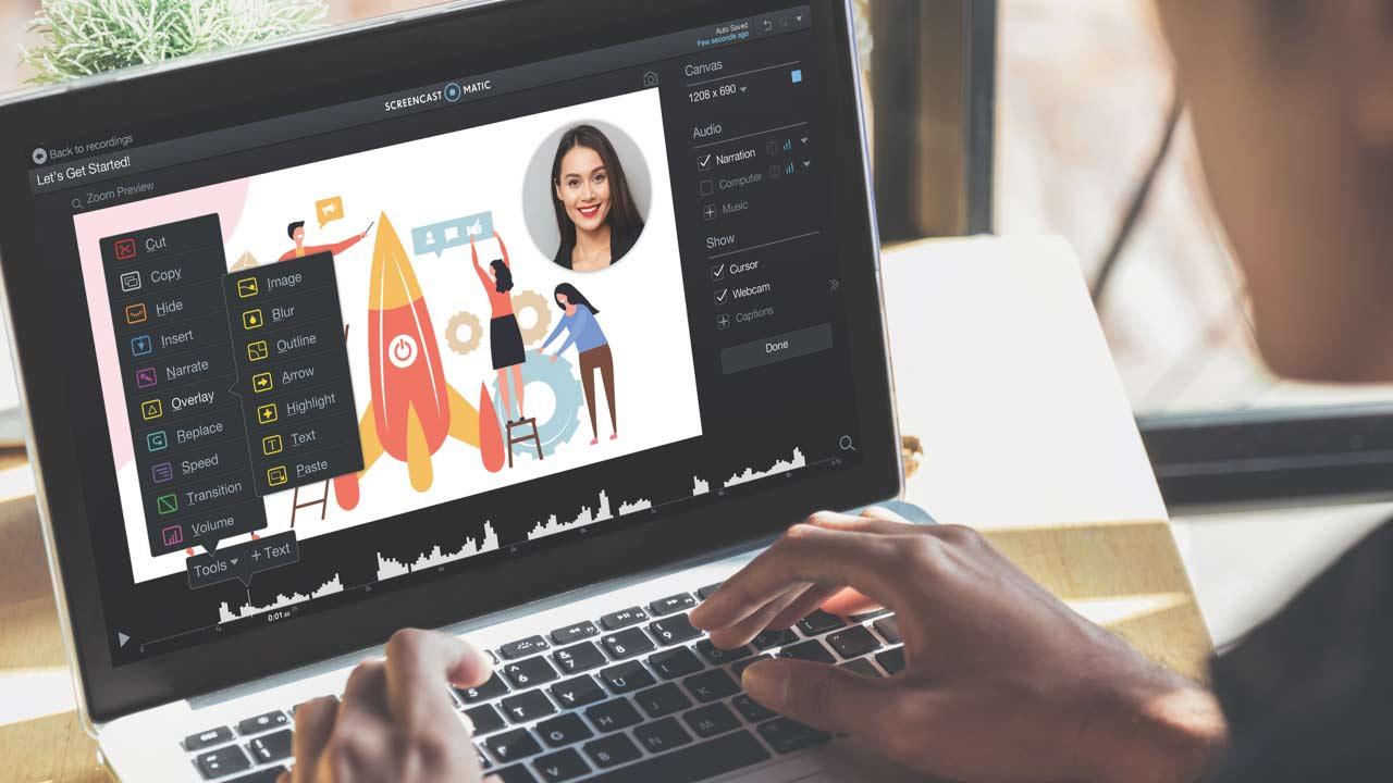 video oktatóanyagok a lehetőségekről