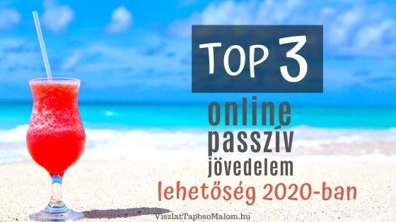 kereset az interneten passzív jövedelemmel)