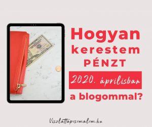 Pénzt kell keresnem)