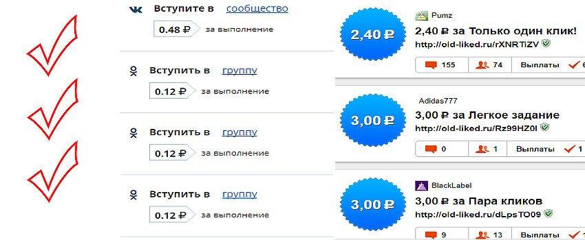 bevételek az interneten a feladatok elvégzéséhez)
