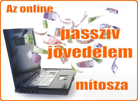 online jövedelme van)