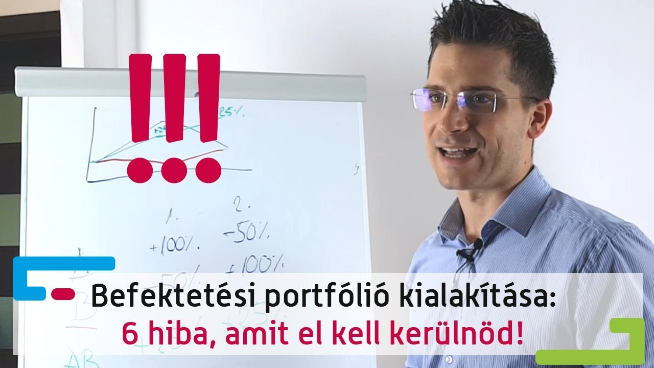 befektetési portfólió)