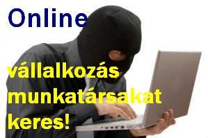 jövedelem az interneten befektetéssel
